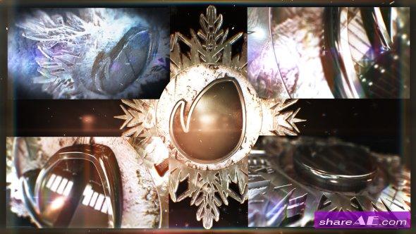 Videohive Epic Snowflake Logo