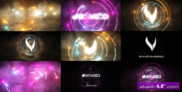 Videohive Particles Energy