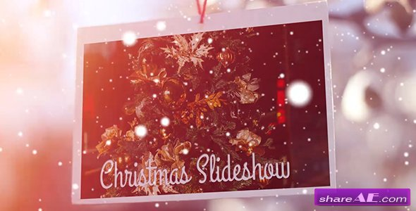 Videohive Christmas Slideshow 18998518