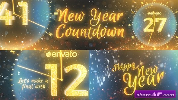 Videohive New Year Countdown 2017 19160784