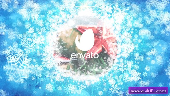 Videohive Merry Christmas Celebration Logo
