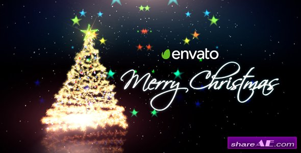 Videohive Christmas Wishes 19016241