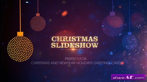 Videohive Christmas Slideshow 19171301