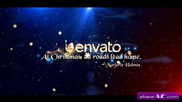 Videohive Christmas Wishes 19159516