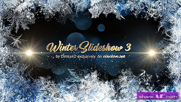 Videohive Winter Slideshow 3