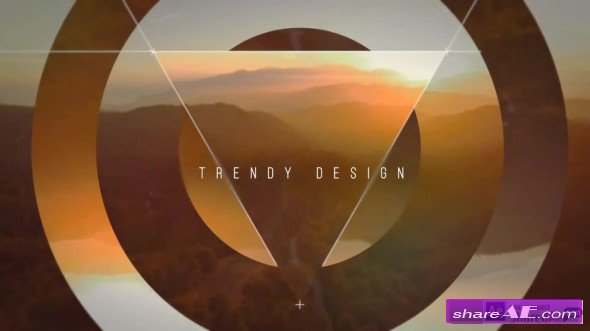 Abstract Geometry Slideshow - After Effects Template (Motion Array)