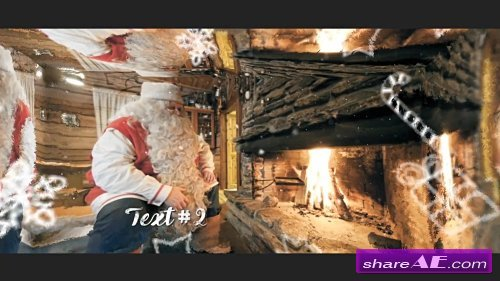 Christmas Slideshow 21541 - After Effects Template (Motion Array)
