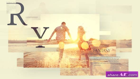 Videohive Memories Slideshow 16178397