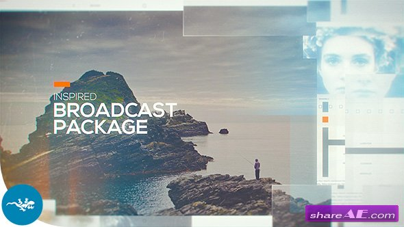 Videohive Inspired Broadcast Package