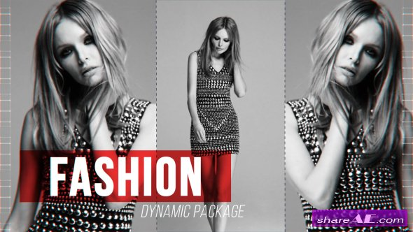 Videohive Dynamic Fashion Package