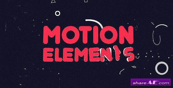 Videohive Motion Elements