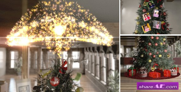 Videohive Christmas Tree 6341620