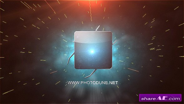 Videohive Space Logo