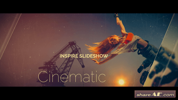 Videohive Cinematic Slideshow 19175602