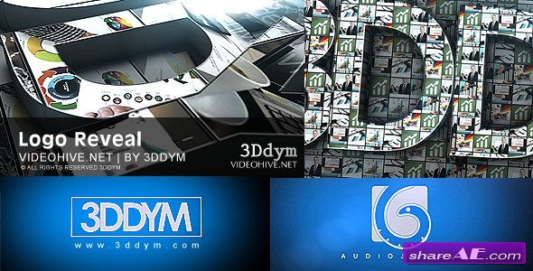 Videohive Corporate Logo Reveal 19162943