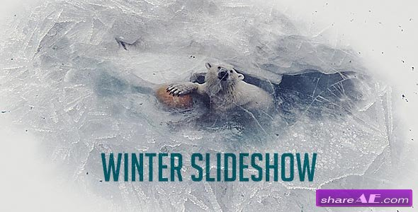 Videohive Winter Project Slideshow