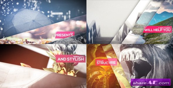 Videohive Epic Slides Montage