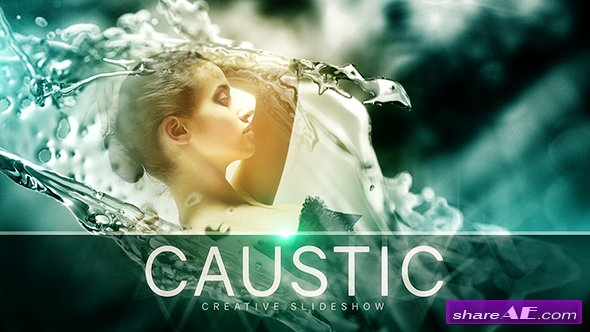 Videohive Caustic