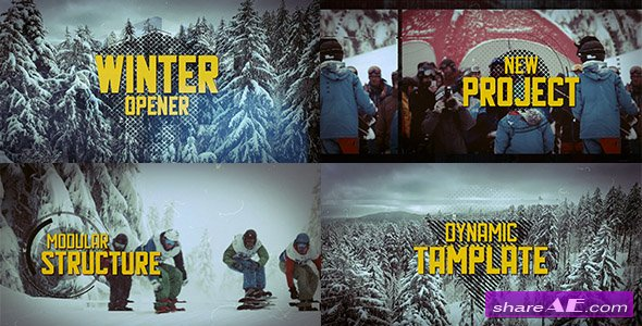 Videohive Extreme Sport Promo
