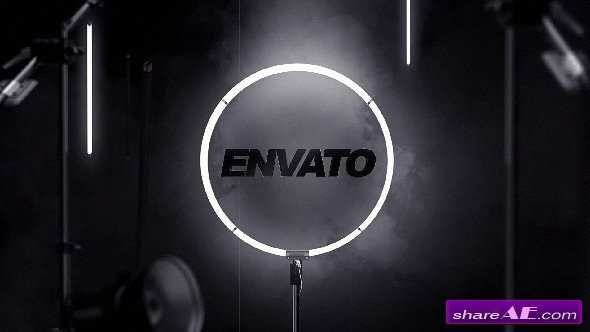 Videohive Elegant Lightbulb Logo Reveal