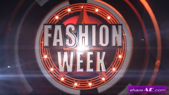 Videohive Fashion Week