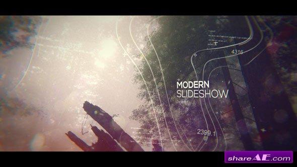 Videohive Modern Slideshow 19289131