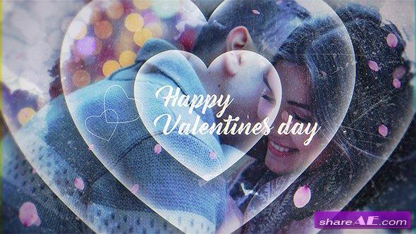 Videohive Happy Valentines