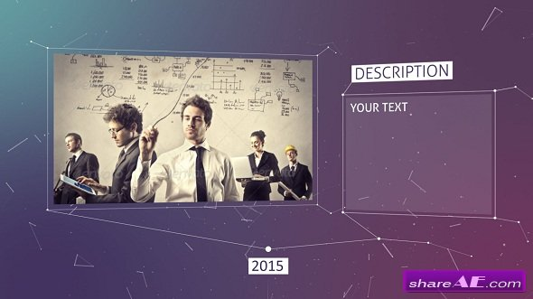 Videohive Corporate Timeline 19242032