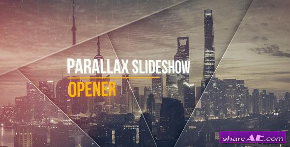 Videohive Parallax Slideshow 16636955