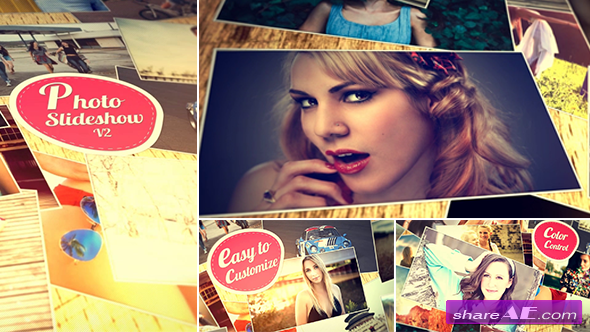 Videohive Photo Slideshow v2
