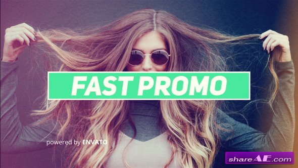 Videohive Fast Colorful Corporate Promotion