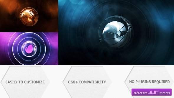 Videohive Power Logo Reveal
