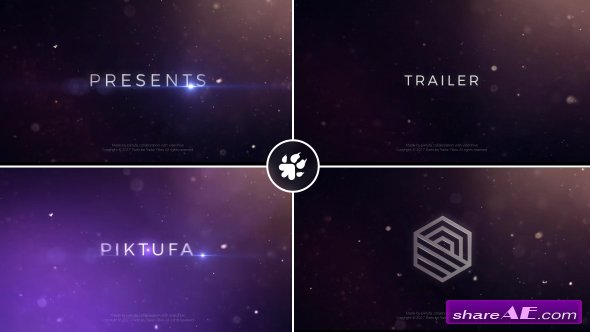Videohive Particles | Trailer Titles