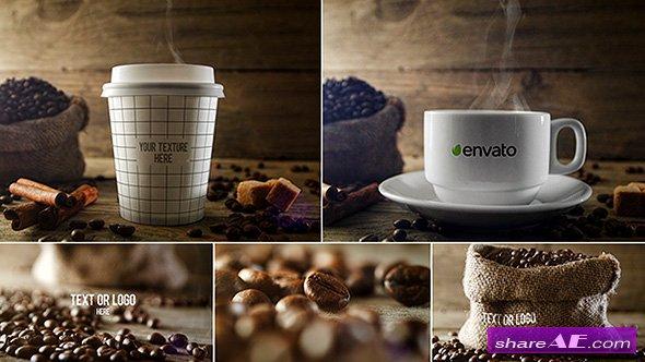 Videohive Gourmet Coffee