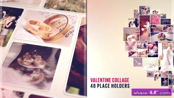 Videohive Wedding 19328855