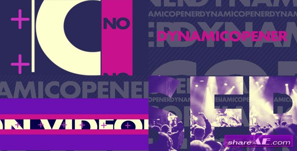 Videohive Dynamic Opener 19311547