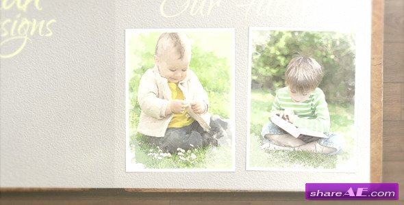 Videohive Album Gallery: Memories and Moments