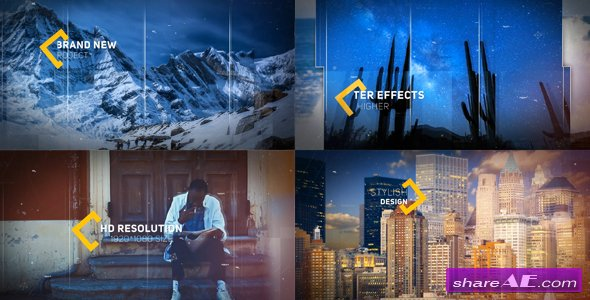 Videohive Perfect Parallax Slide