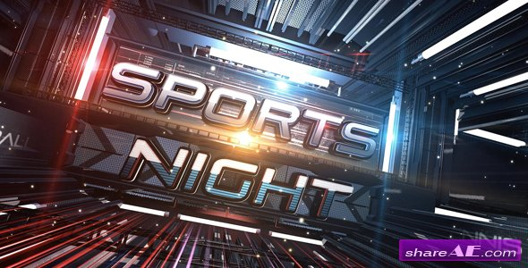 Videohive Sports Night Broadcast Pack