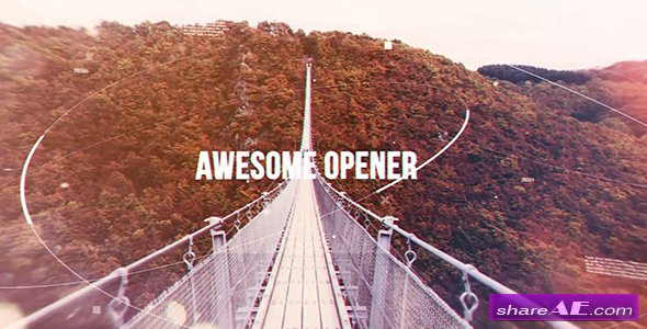 Videohive Awesome Opener 19322241
