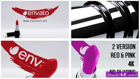 Videohive Lipstick - Stylish Women Logo » free after ...