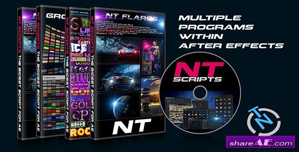 Videohive NT Scripts