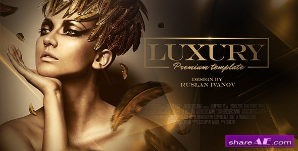 Videohive Luxury Awards Package