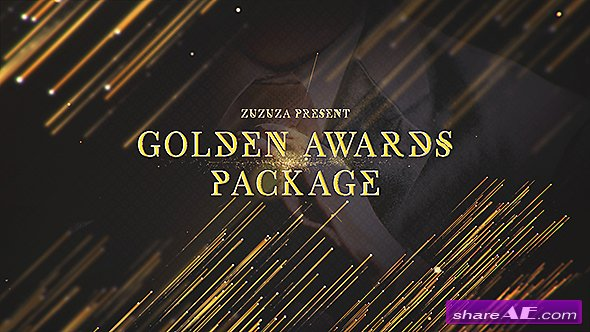 Videohive Golden Awards Package