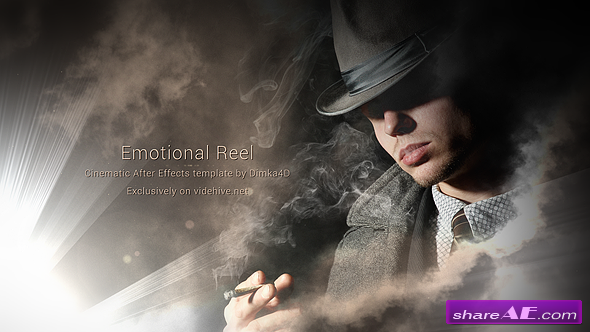 Videohive Emotional Reel