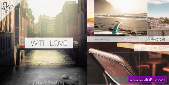 Videohive Lovely Slides 11305286