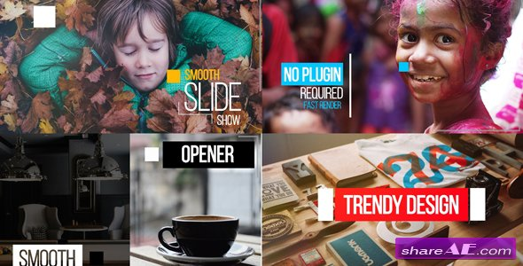 Videohive Smooth Slide