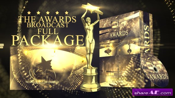 Videohive The Awards