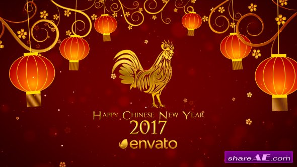 Videohive Chinese New Year Wishes