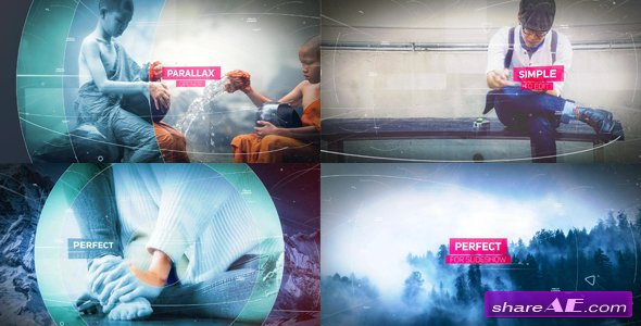 Videohive Parallax Opener 19030106